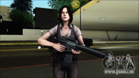 Resident Evil 6 - Helena Usa Outfit pour GTA San Andreas