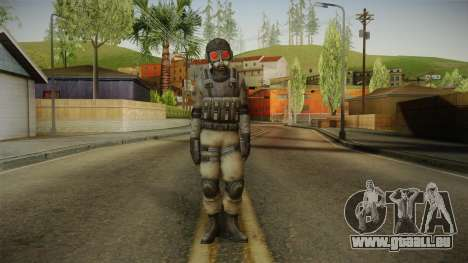 Resident Evil ORC - USS v1 für GTA San Andreas zweiten Screenshot