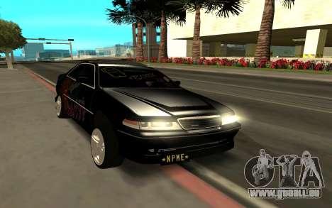 MARK 100 für GTA San Andreas