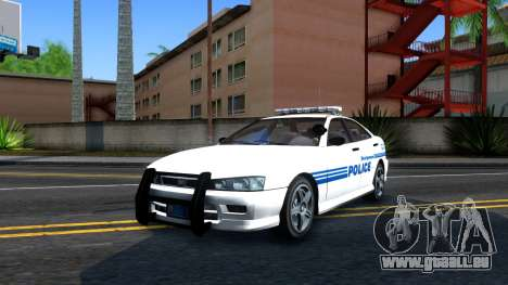 1998 Dinka Chavos Montgomery Police Department pour GTA San Andreas