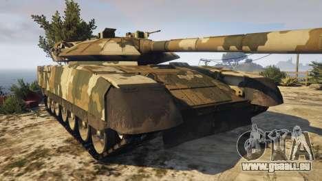 T-100 Varsuk pour GTA 5