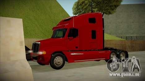 Freightliner Century für GTA San Andreas linke Ansicht