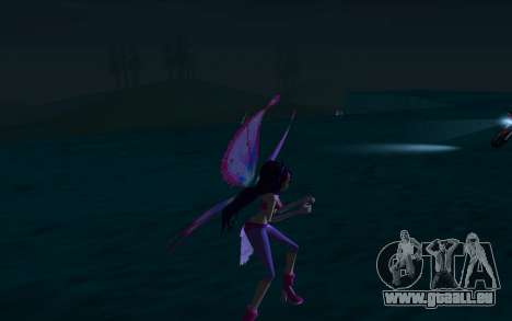Musa Believix from Winx Club Rockstars für GTA San Andreas her Screenshot