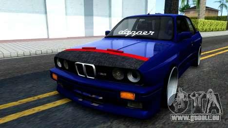BMW E30 für GTA San Andreas