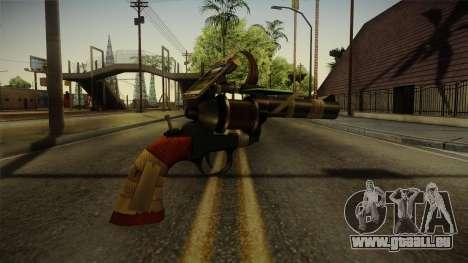 Tool Gun From Garrys Mod für GTA San Andreas dritten Screenshot