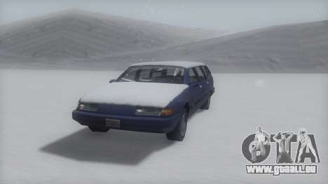 Solair Winter IVF pour GTA San Andreas