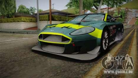Aston Martin Racing DBRS9 GT3 2006 v1.0.6 YCH v2 für GTA San Andreas Motor
