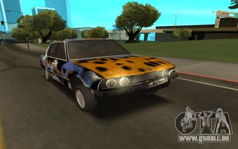 BMW E28 für GTA San Andreas