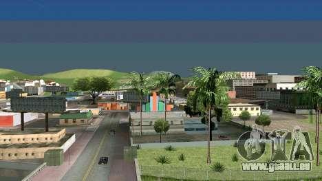 Lumineux timecyc pour GTA San Andreas deuxième écran