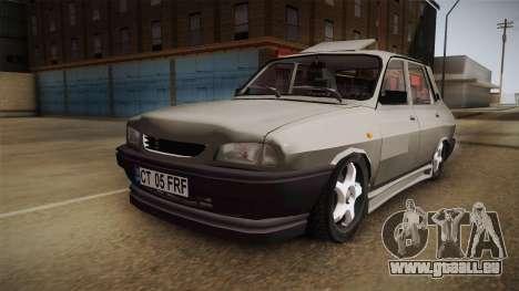 Dacia 1310 Berlina Tunata pour GTA San Andreas
