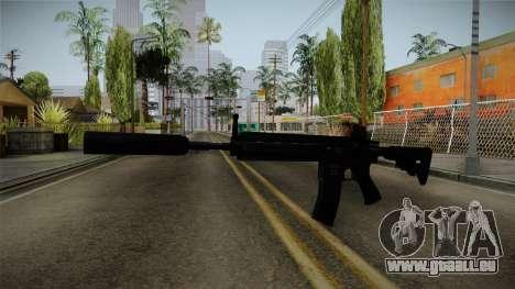 HK416 v3 pour GTA San Andreas