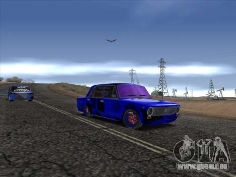 VAZ 2101 BC pour GTA San Andreas