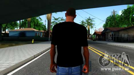 Apple T-shirt für GTA San Andreas dritten Screenshot