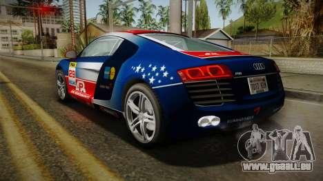 Audi R8 Coupe 4.2 FSI quattro EU-Spec 2008 für GTA San Andreas
