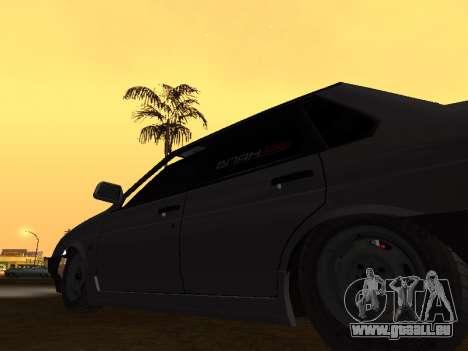 VAZ 21099 BPAN für GTA San Andreas Rückansicht