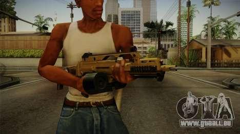 HK G36C v2 für GTA San Andreas
