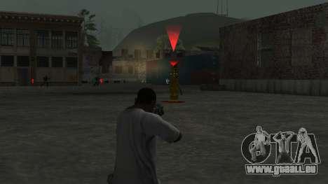 Five Nights At Freddys pour GTA San Andreas quatrième écran