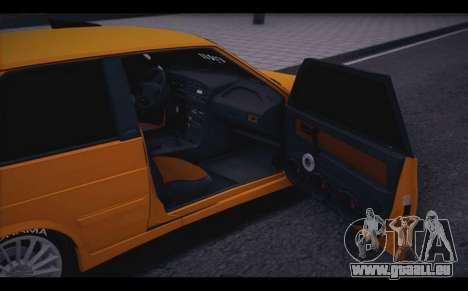 VAZ 2113 Style pour GTA San Andreas vue de droite