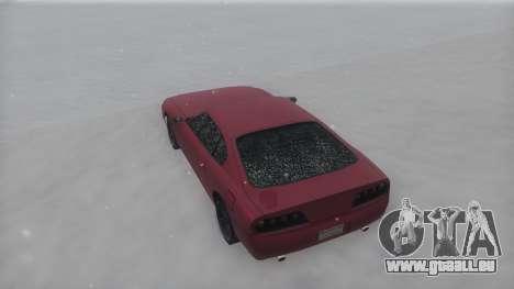 Jester Winter IVF pour GTA San Andreas vue de droite