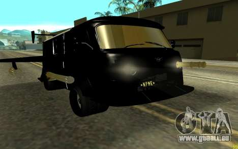 UAZ BUXANKA für GTA San Andreas