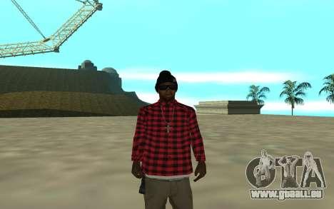 The Ballas pour GTA San Andreas