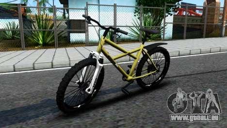 MTB Enhance pour GTA San Andreas