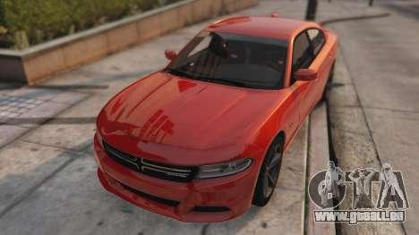 Maibatsu Revolution SG-RX Widebody pour GTA 5
