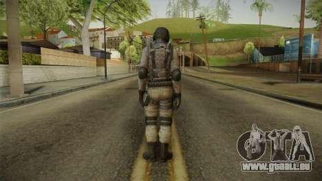 Resident Evil ORC - USS v4 für GTA San Andreas dritten Screenshot