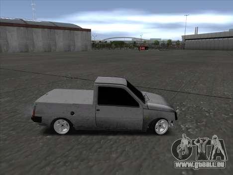 VAZ 1111 Drift pour GTA San Andreas vue de droite