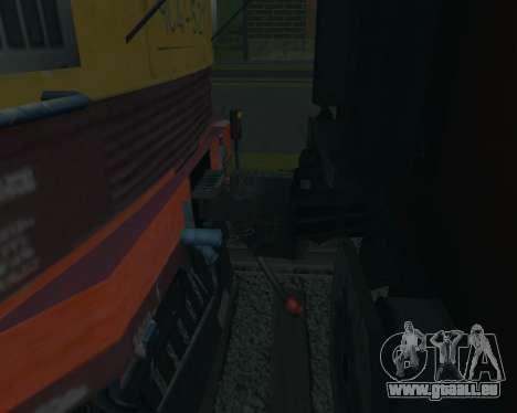 Fach Auto-Donezk-Moskau für GTA San Andreas rechten Ansicht