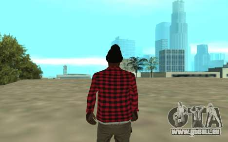 The Ballas pour GTA San Andreas troisième écran