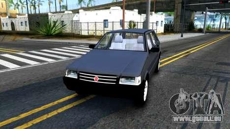 Fiat Uno Fire Mille V1.5 pour GTA San Andreas