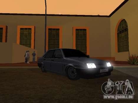VAZ 21099 BPAN für GTA San Andreas