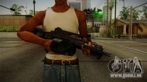 HK G36C v1 pour GTA San Andreas