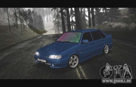 2115 Blau für GTA San Andreas