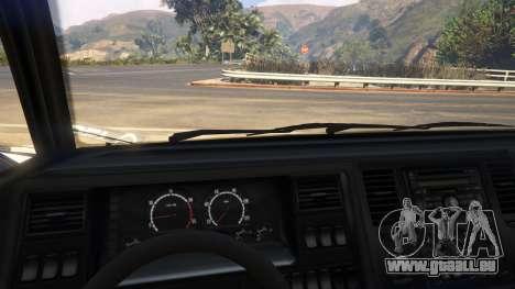 GTA 5 Ambulance SAMU Santa Catarina Brasil rechte Seitenansicht
