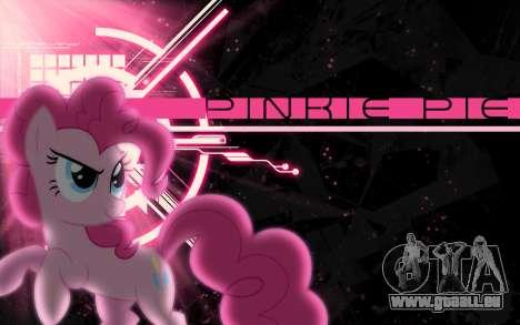 Loading screens von My Little Pony für GTA San Andreas fünften Screenshot