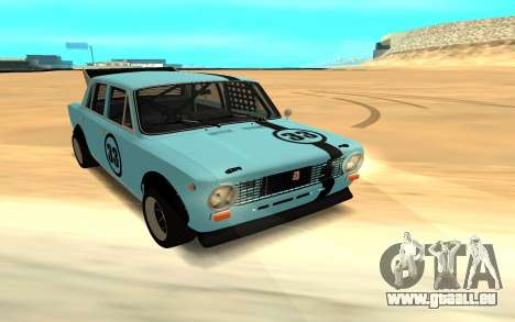 VAZ 2101 Autosport pour GTA San Andreas