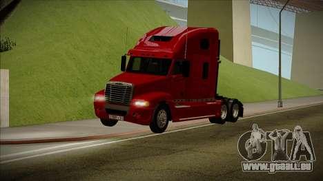 Freightliner Century für GTA San Andreas