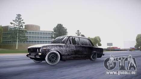 VAZ 2106 winter-version für GTA San Andreas