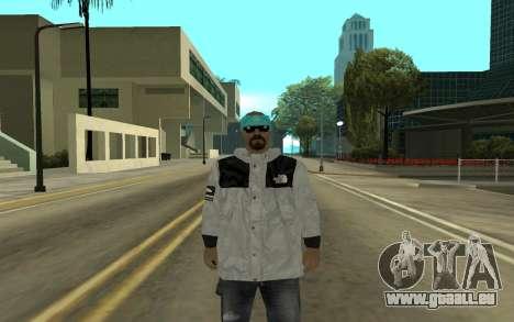 Varios Los Aztecas 2 für GTA San Andreas
