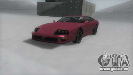 Jester Winter IVF pour GTA San Andreas