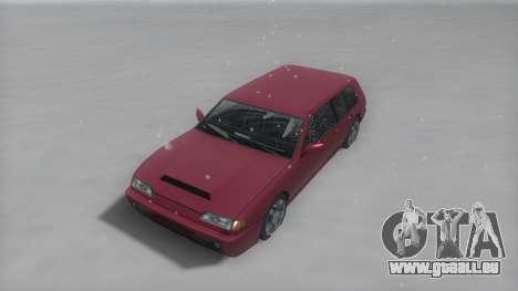 Flash Winter IVF für GTA San Andreas
