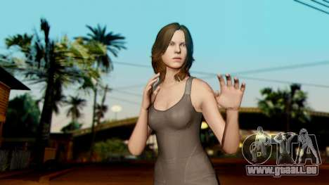 Resident Evil 6 - Helena Harper Dress pour GTA San Andreas