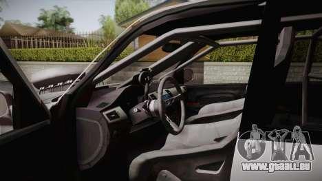 Ford Explorer 1996 Drag pour GTA San Andreas sur la vue arrière gauche