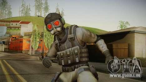 Resident Evil ORC - USS v1 pour GTA San Andreas