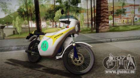 Honda Dream (RC142) 1988 pour GTA San Andreas