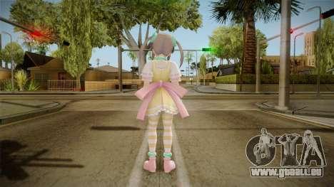 Senran Kagura: Shinovi Versus - Minori pour GTA San Andreas troisième écran