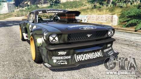 Ford Mustang 1965 Hoonicorn [add-on] für GTA 5