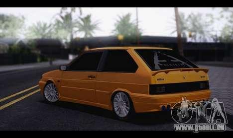 VAZ 2113 Style pour GTA San Andreas laissé vue